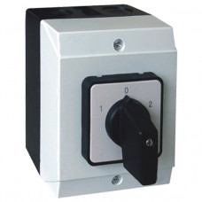 100A 4-pole Changeover Switch (Plastic)